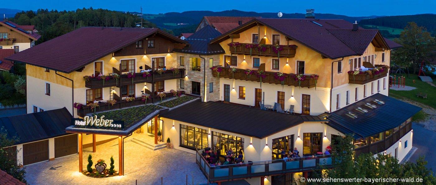 weber-familienhotel-bayerischer-wald-ponyreiten