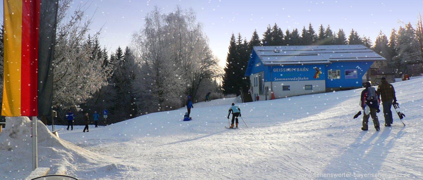 skiurlaub-bayerischer-wald-skifahren-geisskopf-schnee