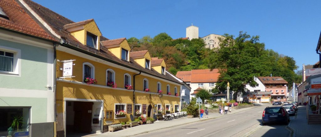 Aktivitäten & Freizeit in Falkenstein Gasthof am Marktplatz