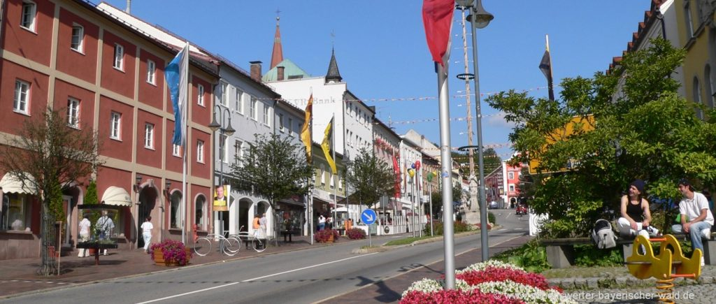 zwiesel-unterkunft-bayerischer-wald-ausflugsziele